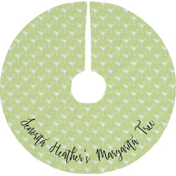 Margarita Lover Tree Skirt (Personalized)