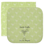 Margarita Lover Facecloth / Wash Cloth (Personalized)