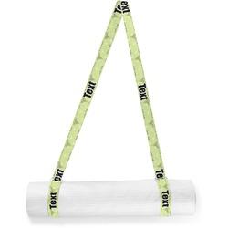 Margarita Lover Yoga Mat Strap (Personalized)