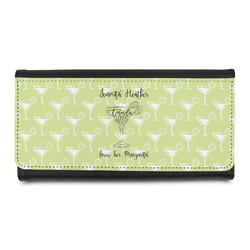 Margarita Lover Leatherette Ladies Wallet (Personalized)