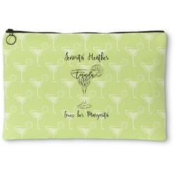 Margarita Lover Zipper Pouch (Personalized)