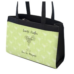 Margarita Lover Zippered Everyday Tote (Personalized)