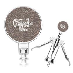 Coffee Addict Corkscrew (Personalized)