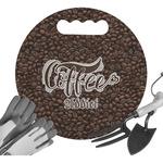 Coffee Addict Gardening Knee Cushion (Personalized)