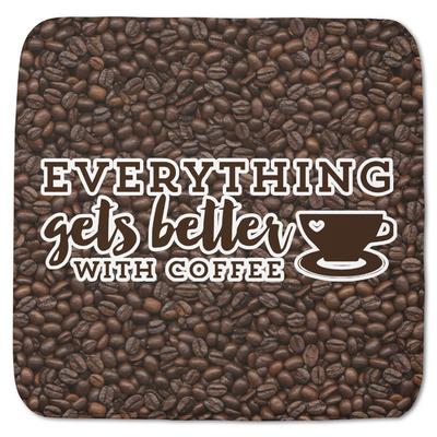Coffee Addict Memory Foam Bath Mat 48 Quot X48 Quot Personalized