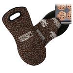 Coffee Addict Neoprene Oven Mitt (Personalized)