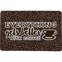 Coffee Addict Comfort Mat (Personalized)