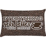 Coffee Addict Pillow Case (Personalized)