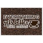 Coffee Addict Laminated Placemat