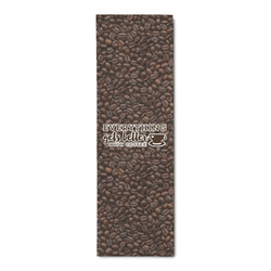 Coffee Addict Runner Rug - 3.66'x8' (Personalized)