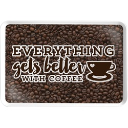 Coffee Addict Serving Tray (Personalized)