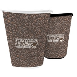 Coffee Addict Waste Basket (Personalized)