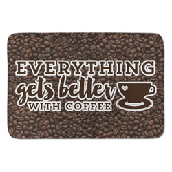 Coffee Addict Anti-Fatigue Kitchen Mat