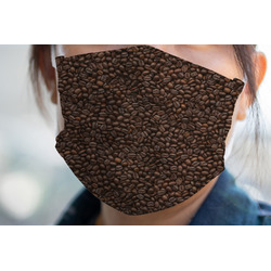 Coffee Addict Face Mask Cover (Personalized)