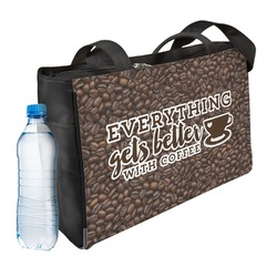 Coffee Addict Ladies Workout Bag (Personalized)