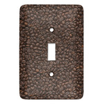 Coffee Addict Light Switch Covers (Personalized)