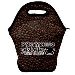 Coffee Addict Lunch Bag