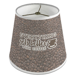 Coffee Addict Empire Lamp Shade