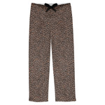 Coffee Addict Mens Pajama Pants (Personalized)