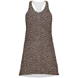 Coffee Addict Racerback Dress (Personalized)