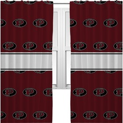 Pearland Oilers Curtains (2 Panels Per Set) (Personalized)