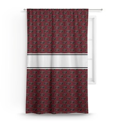 Pearland Oilers Curtain (Personalized)