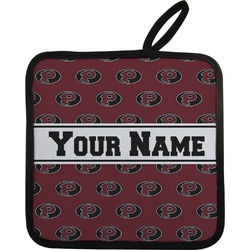 Pearland Oilers Pot Holder (Personalized)