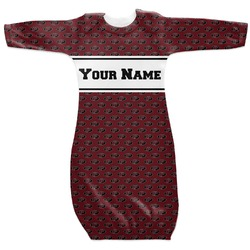 Pearland Oilers Newborn Gown (Personalized)