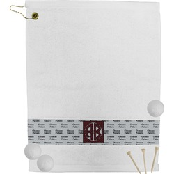 Pearland Oilers Golf Towel (Personalized)