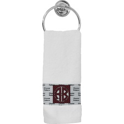 Pearland Oilers Hand Towel (Personalized)