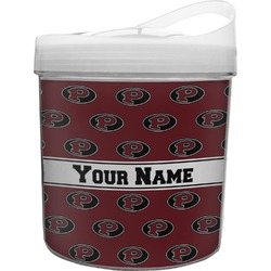 Pearland Oilers Plastic Ice Bucket (Personalized)