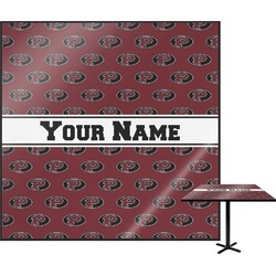 Pearland Oilers Square Table Top (Personalized)
