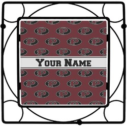 Pearland Oilers Square Trivet (Personalized)