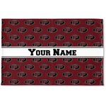 Pearland Oilers Woven Mat (Personalized)