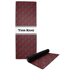 Pearland Oilers Yoga Mat (Personalized)