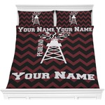 Chevron  Pearland Choir Comforter Set (Personalized)