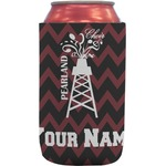Chevron  Pearland Choir Can Sleeve (12 oz) (Personalized)