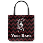 Chevron  Pearland Choir Canvas Tote Bag (Personalized)