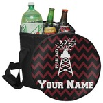 Chevron  Pearland Choir Collapsible Cooler & Seat (Personalized)