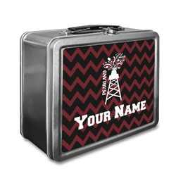 Chevron  Pearland Choir Lunch Box (Personalized)