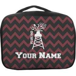 Chevron  Pearland Choir Insulated Lunch Bag (Personalized)