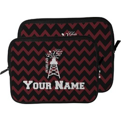 Chevron  Pearland Choir Laptop Sleeve / Case (Personalized)