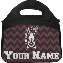 Chevron  Pearland Choir Lunch Tote (Personalized)
