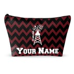 Chevron  Pearland Choir Makeup Bags (Personalized)
