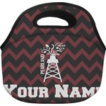 Chevron  Pearland Choir Lunch Bag (Personalized)