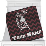 Chevron  Pearland Choir Blanket (Personalized)