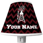 Chevron  Pearland Choir Shade Night Light (Personalized)