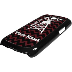 Chevron  Pearland Choir Plastic Samsung Galaxy 3 Phone Case (Personalized)