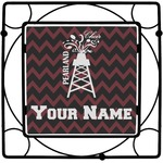 Chevron  Pearland Choir Square Trivet (Personalized)