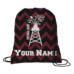 Chevron  Pearland Choir Drawstring Backpack (Personalized)
